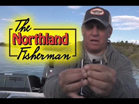 Bottom Bouncing Walleyes - The Northland Fisherman Ep. 44