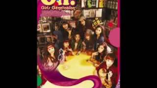 SNSD Oh Full MP3 Audio HQ Girl