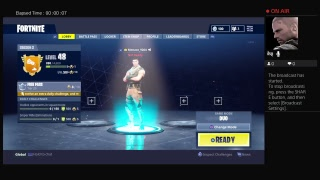 Fortnite Battle royale ( en essayant d'obtenir ma 4e victoire )