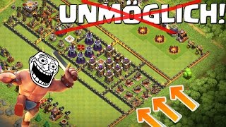 TROLLBASE DES TODES! FAIL?! || CLASH OF CLANS || Let's Play CoC [Deutsch/German HD+]
