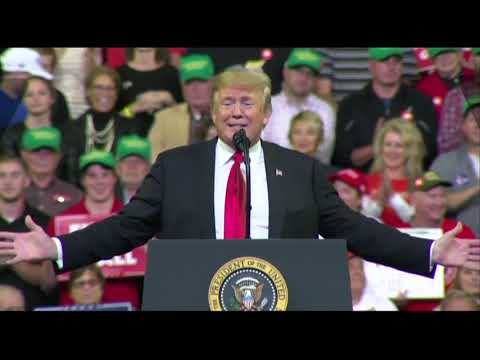 Nebraska gives thunderous applause for President Trump