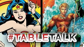 Wonder Woman v. Aquaman - It