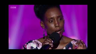 BBC Gospel Singer of the Year (Semi-Final). My Tribute - To God be the Glory. Monique McKen