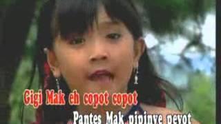 Lagu Anak anak INDONESIA : COPOT COPOT
