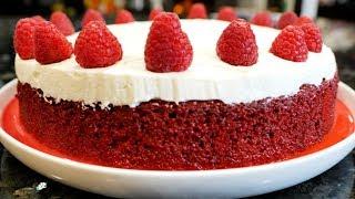 TRES LECHES RED VELVET CAKE RECIPE (No Box Mix)