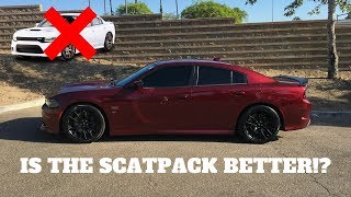 Scat Pack Vs. SRT 392! Which is REALLY Better & Faster!?