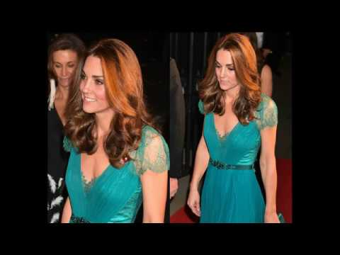 Kate Middleton and Prince William at the Tusk Conservation Awards in London