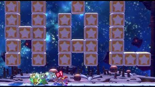 Kirby Star Allies - All Secret HAL Room Locations [Easter Egg]