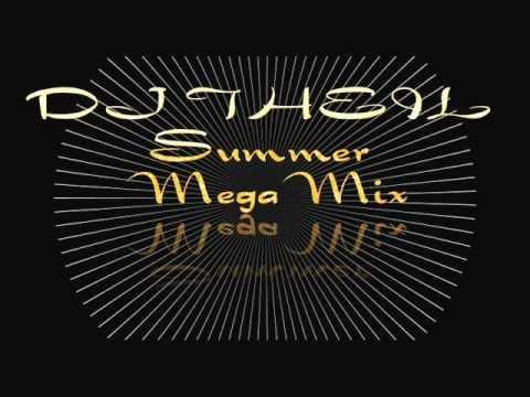 Dj Theil - Summer MegaMix