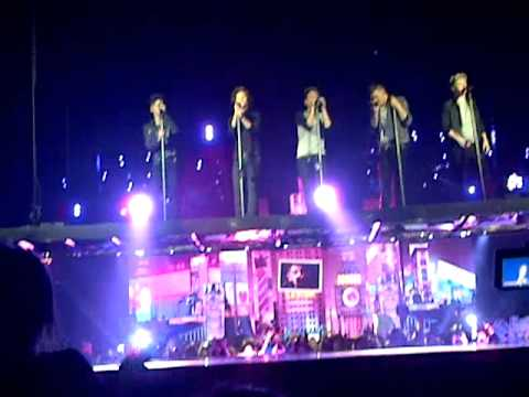 One direction, 1st april 2013, o2 arena London