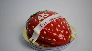 Торт на 45 лет женщине