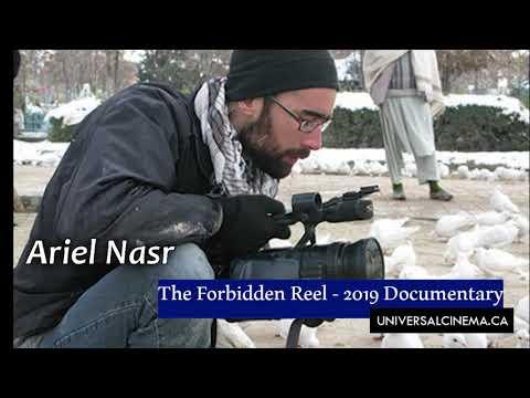 "Ariel Nasr About Making ""The Forbidden Reel"""