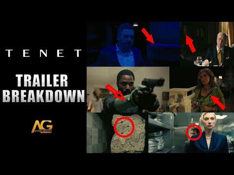 TENET Trailer Breakdown   Avant Grande