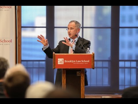 An Evening With Paul J. Fishman, U.S. Attorney For The District Of New Jersey
