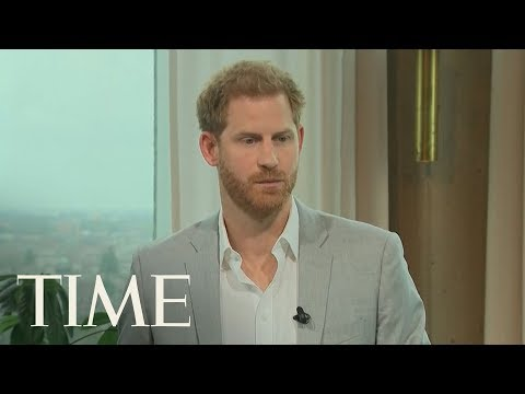 Prince Harry Defends Private Jet Flights As He Launches New Travel Green Initiative | TIME