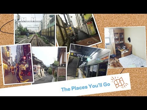 Learning to be local in South Korea: The Places You'll Go, Nicole