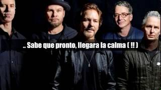 Pearl Jam - Seven O'Clock SUBTITULADA ESPAÑOL