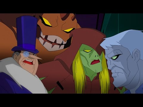 Batman Unlimited | Go Bad Or Go Home