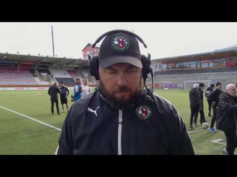 """Axéns ilska: """"De får hitta någon jävla sjö åt oss"""" - TV4 Sport"""