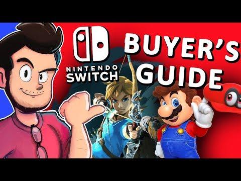 Nintendo Switch Buyer's Guide - AntDude