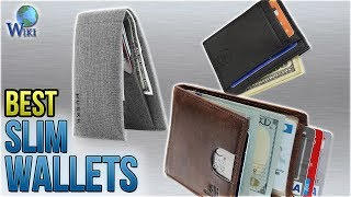 10 Best Slim Wallets 2018