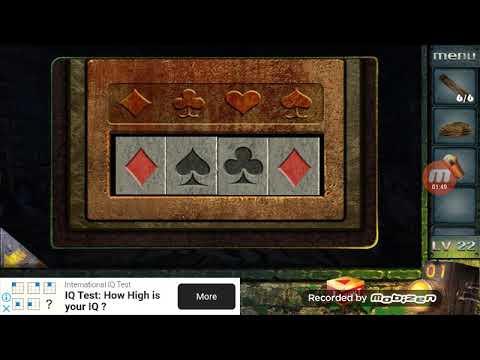 Escape Game 50 Rooms 2 Level 22 Walkthrough