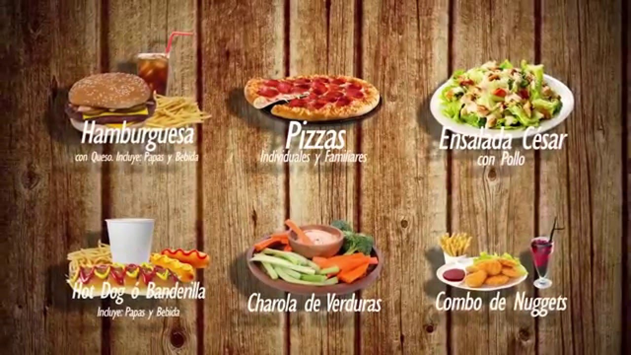 Ninos Restaurant Menu