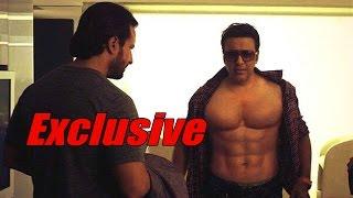 Watch Govinda's six pack abs