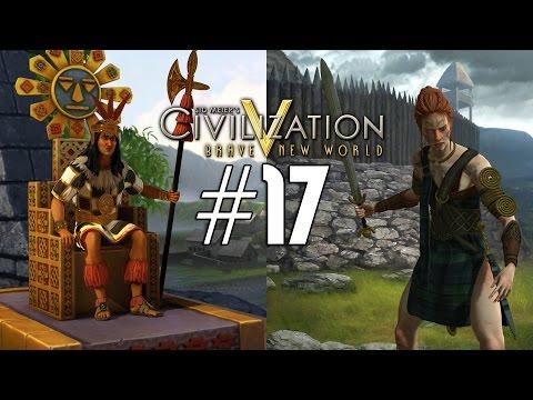 Civilization 5: Emperor Co-op [Celt / Inca] - 17