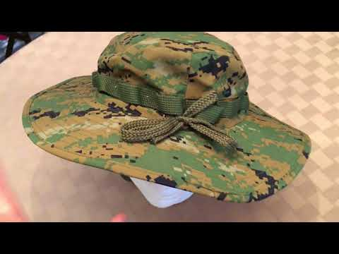 The Tru Spec H2O Proof Adjustable Boonie Hat Review cbe04a3f8b74