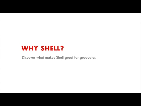 Shell Graduate Programme: Why Shell?