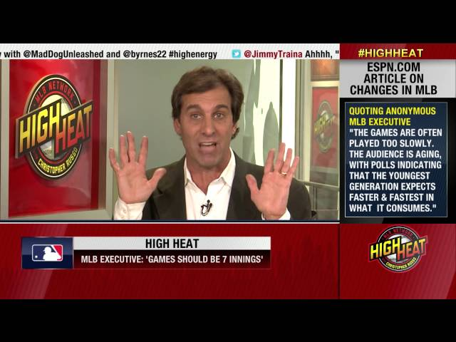 Image result for high heat mlb network