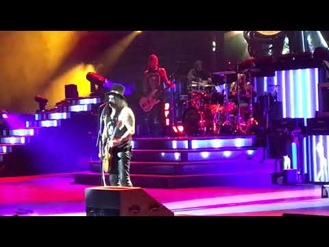 Guns N' Roses - Rocket Queen, T-Mobile Arena, Las Vegas, Nevada, 2017