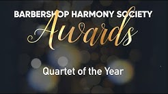 2020 BHS Awards Finalists: Quartet of the Year