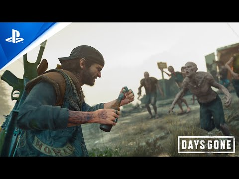 Days Gone - Launch Trailer | PC