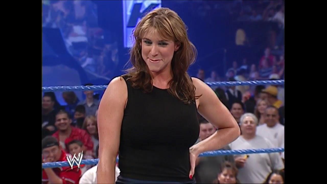 WWE Flashback: John Cena Had Fun Experience With Stephanie McMahon 1