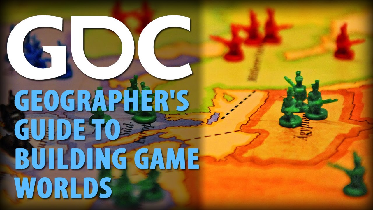 A Geographer S Guide To Building Game Worlds Youtube