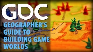 A Geographer's Guide to Building Game Worlds