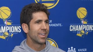 WARRIORS NBA DRAFT: Warriors GM Bob Myers on Draymond Green's role in the upcoming draft