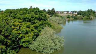 Mavic 2 Pro Durleigh Reservoir