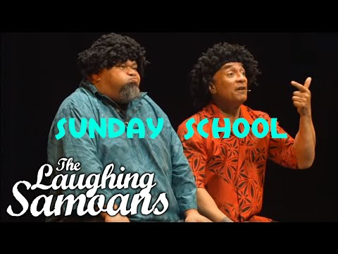 "The Laughing Samoans - ""Sunday School"" from Fresh Off Da Blane"