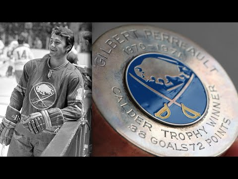 Gilbert Perreault was almost a Vancouver Canuck (Video)