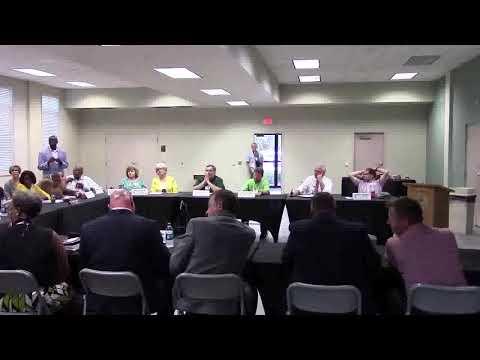 Parsons report catch basin size? (No) --John S. Quarterman, Suwannee Riverkeeper