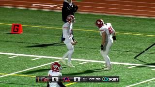 Elk River vs Armstrong Section 6AAAAA Football Final