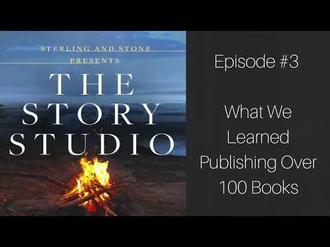 SSP003 What We Learned Publishing Over 100 Books