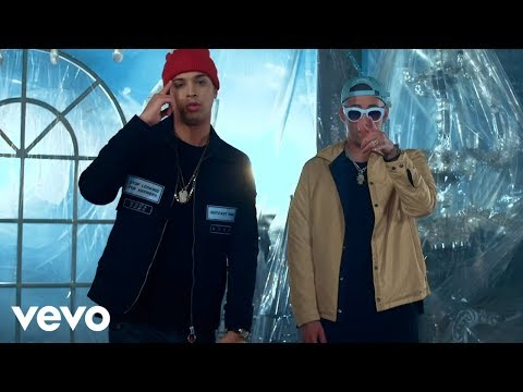 Noriel - Amigos y Enemigos (Official Video) ft. Bad Bunny, Almighty