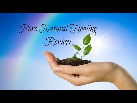 (Pure Natural Healing Review) Incredible Technique Eases Pain In Just Seconds Free Download