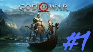 God Of War Episode 1: Kratos Is Back!!