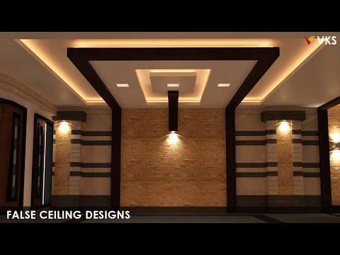 Modern False Ceiling Interior Designs Bedroom Gypsum Ceiling Designs Pop False Ceiling Designs Youtube