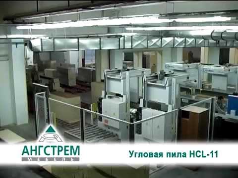 Производство мебели фабрики Ангстрем